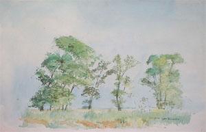Peinture de la flandre